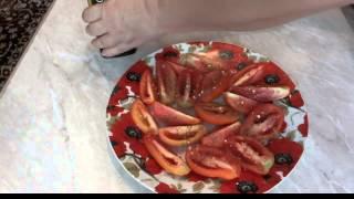 Вяленые помидоры в микроволновке рецепт