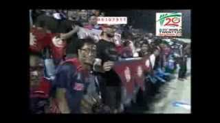 Maximum Fans support the Nepali Cricket Team - Bangladesh