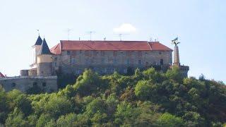 Замок Паланок (Мукачево)(Закарпатье. Мукачевский замок Паланок. 28 сентября 2014. Сейчас это исторический музей. Замок упоминается..., 2014-10-24T17:48:44.000Z)