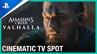 Assassin's Creed Valhalla - Cinematic TV Spot | PS4