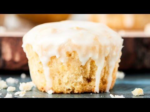 Vegan Lemon Pound Cake Cupcakes