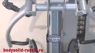 Мультистанция Body Solid Fusion F600