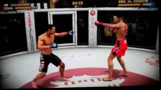 EA MMA BETTER THAN UFC UNDISPUTED 3? (see description...)