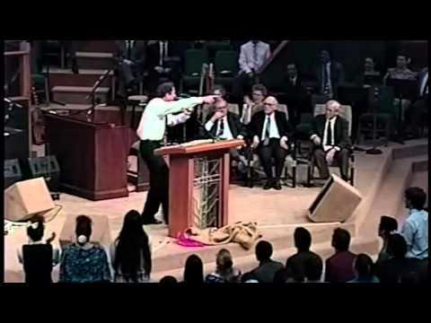 """""""When Revival Comes"""" Johnny Godair BOTT 1990"""