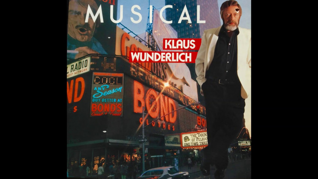 People Will Say We're In Love - Klaus Wunderlich