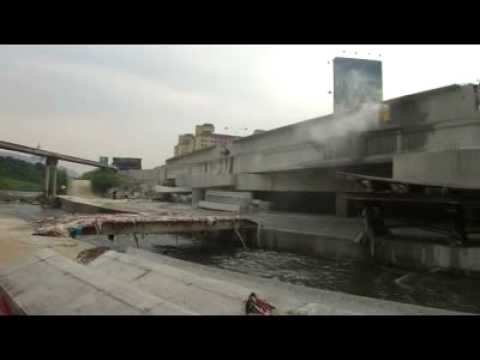 Hydrokeris - Macau Water Blasting 2