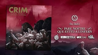 CRIM - De Debò (Audio)
