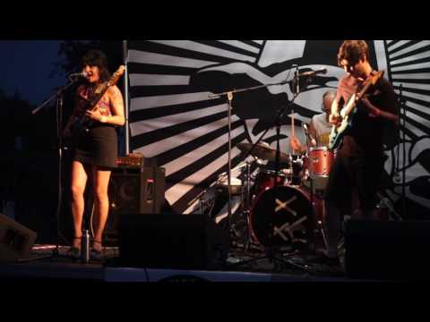 Acapulco Lips performing at the Chautauqua Music Festival on Vashon Island 8-5-17