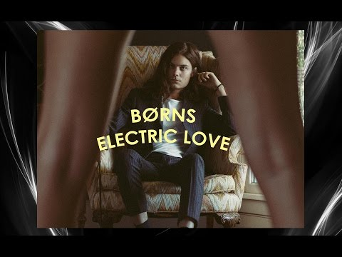 Borns Electric Love Letra En Espa 241 Ol Youtube