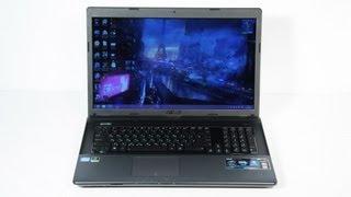Видео обзор ноутбука Asus K95VJ