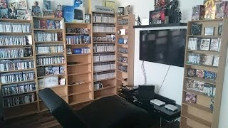 My EPIC Game room Tour 2015.