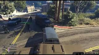 GTA V RP Swat ambush