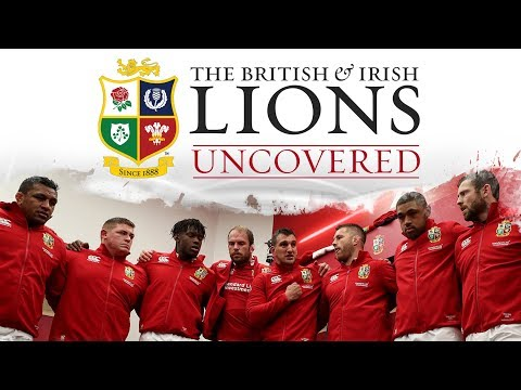 Lions Uncovered - Official Trailer | The British & Irish Lions