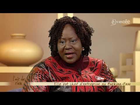 L'air de rien : Elle est chef d'entreprise au Burkina Faso