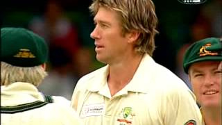 2 best yorkers by Glenn McGrath...Waqar Younis would be proud