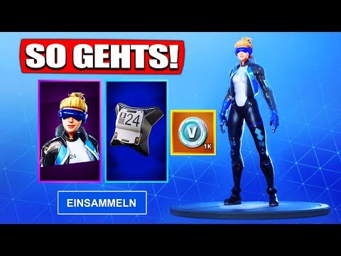 Fortnite PS4 Bundle Mit NEO VERSA Skin & 2000 V-Bucks Bekommen! - Fortnite Battle Royale Deutsch