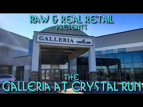 The Galleria At Crystal Run - Raw & Real Retail