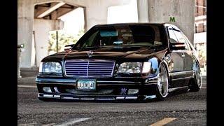 Так может только Мерседес!!! W 140 КАБАН\Shocking test drive Mercedes mp3