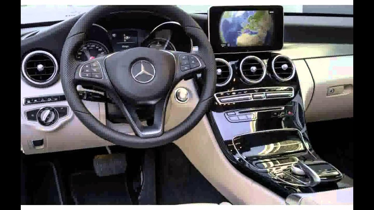 mercedes c class saloon c 200 bluetec amg line 2014 new youtube. Black Bedroom Furniture Sets. Home Design Ideas