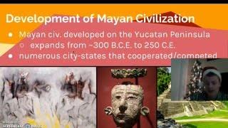 Ridgway History | Meso-American Origins & Mayan Civilization
