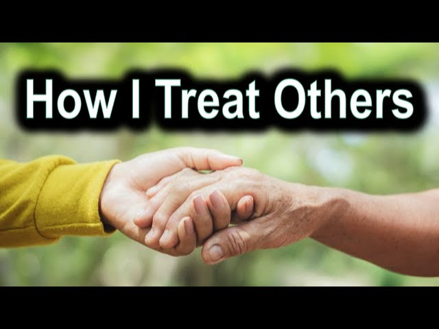 How I Treat Others - 1 Timothy 5:1-16 – September 27th, 2020
