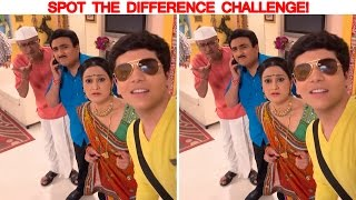 Download Taarak Mehta Ka Ooltah Chashmah Ep 2168 29th March 2017 Spot the difference