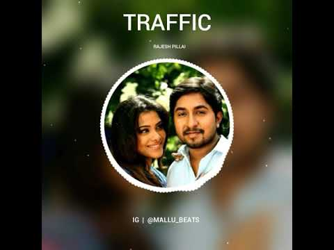 Traffic Malayalam Movie Bgm | Sad Bgm | Rajesh Pillai Movie BGM | Title Theme