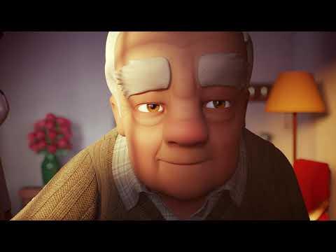 El abuelo de Pixar tiene competencia: el vigués Hermann y sus ...