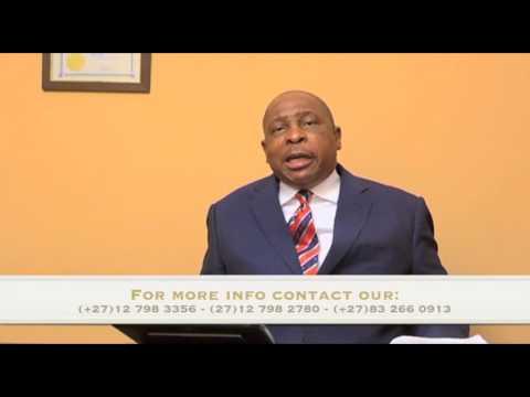 Dr. BW Makwakwa - Nothing is Impossible with God