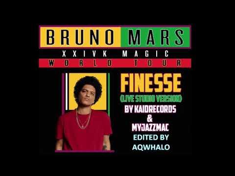 Finesse (Live Studio Version) [With Intro & Dance Break] - Bruno Mars