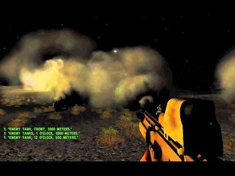 ArmA 2 OA epic artillery fire