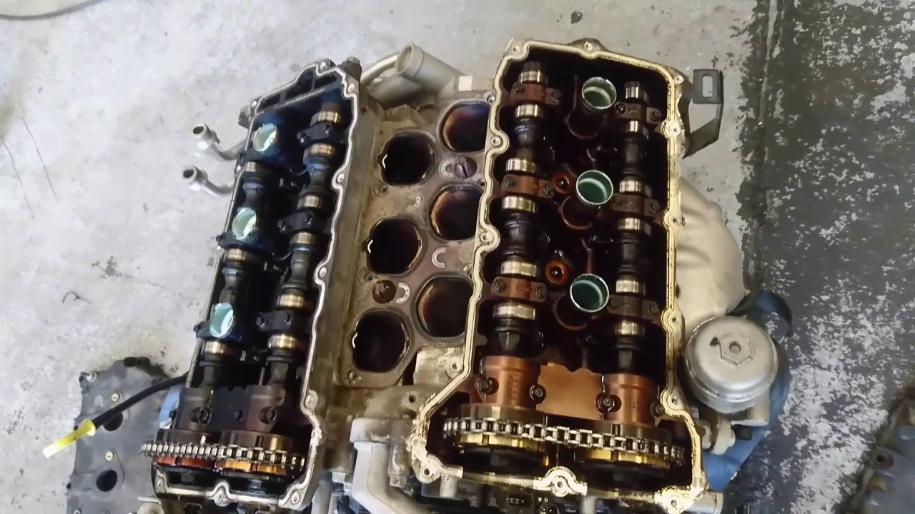 The REAL Reason Alloytec V6's suffer timing chain issues!