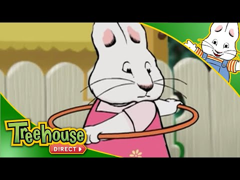 Max and Ruby | Sports Challenge Compilation! | Funny Cartoon Collection for Kids By Treehouse Direct