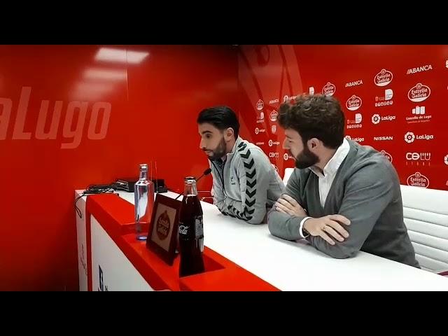 El delantero Manuel Vázquez 'Chuli' se incorpora al CD Lugo