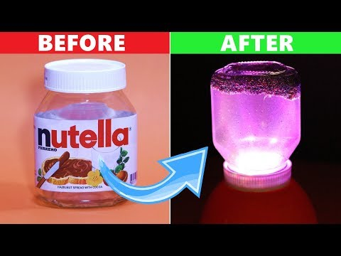 DIY Fairy Glow Jars / Fairy Lantern | How to Make a Long-Lasting Fairy Jar
