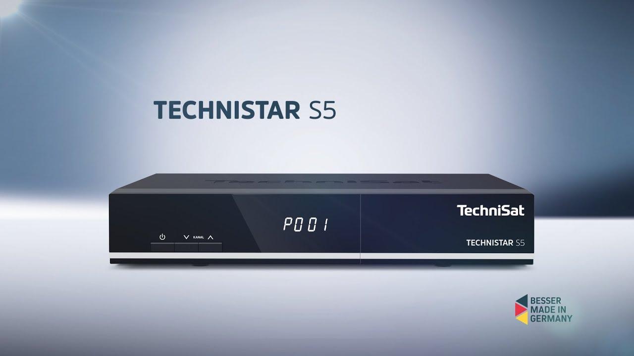 Video: Short Review Technistar S5 | HDTV-DigitalSat-Receiver mit Aufnahmefunktion | TechniSat