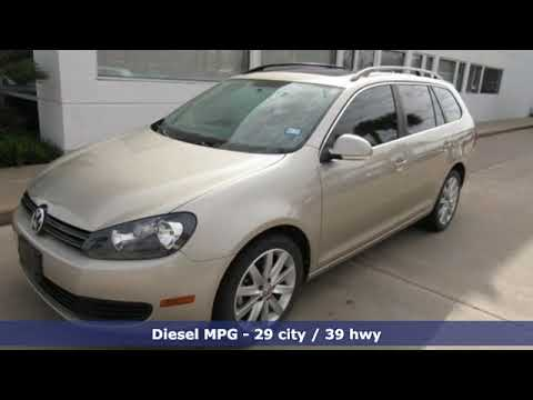 Used 2013 Volkswagen Jetta SportWagen Houston TX 77094, TX #DM621172