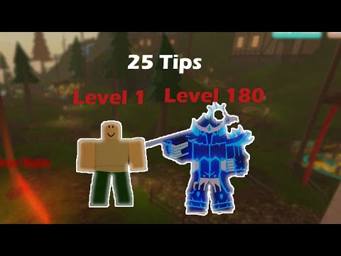 Dungeon Quest | 25 Tips To Level Up Quicker