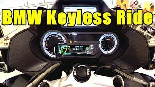 bMW Motorrad Keyless Ride. Обзор системы бесключевого доступа