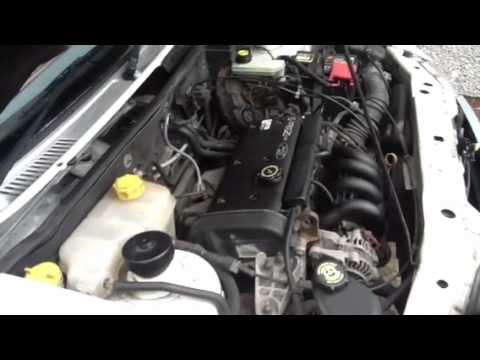 Ford 2 0 Zetec Engine Diagram Ford Fiesta 1998 Idle Problem Help Youtube