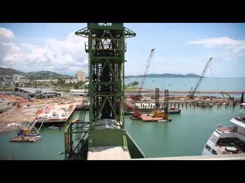 Townsville Port Inner Harbour Expansion