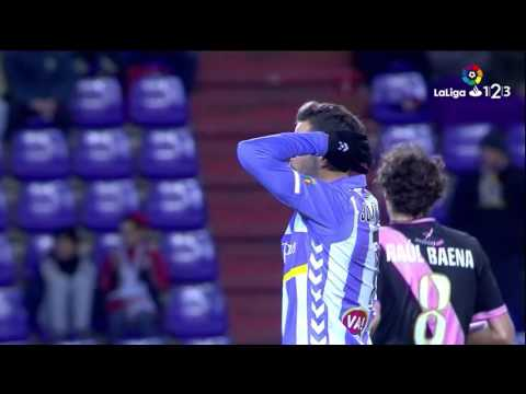 Resumen de Real Valladolid vs Rayo Vallecano (2-1)
