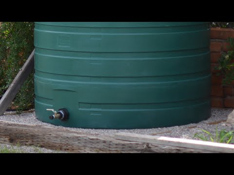 Tips on Preparing a Proper Base for a Water Storage Tank