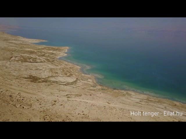 Izraelben - kirandulas - Holt tengeri felvétel- Eilat.hu