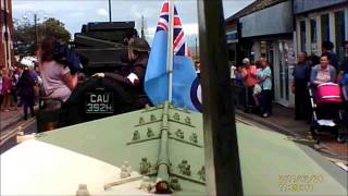 CLEETHORPES  ARMED FORCES DAY 2014