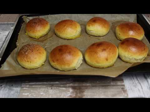 Magic Green Brioche BURGER buns - deutsches Grill- und BBQ-Rezept - 0815BBQ