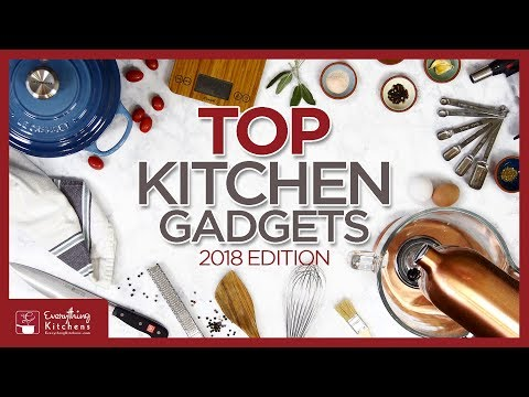 Top 12 Kitchen Gadgets 2018 - Kitchen Gifts & Tools