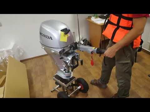 Лодочный мотор Хонда 10 л.с.  Honda BF10
