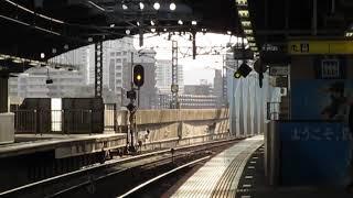 京成3100形3152F四ツ木駅通過!※警笛&接近メロディー「燃えてヒーロー2番線通過Ver」あり