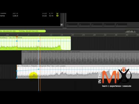In The Mix Dj School-Using Overlay Tracks in Mixmiester